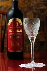 グルジア産赤ワイン